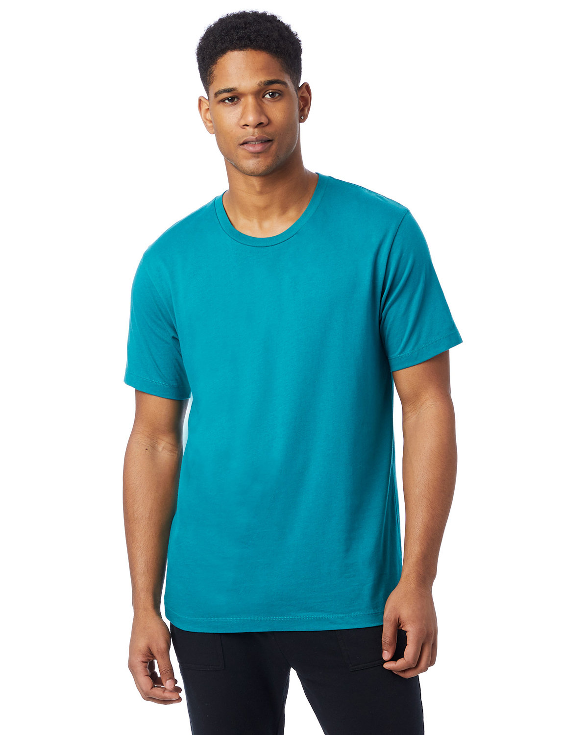 Alternative Unisex Go-To T-Shirt TEAL