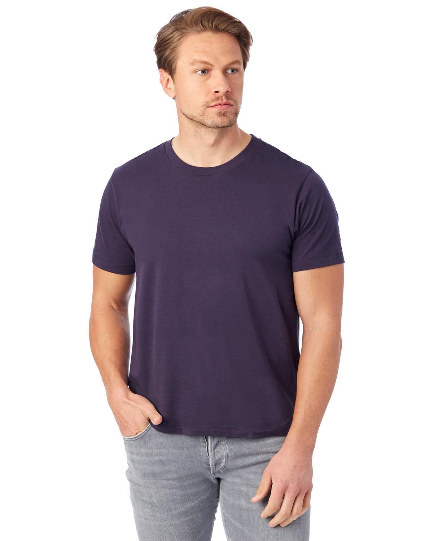 Alternative Unisex Go-To T-Shirt MIDNIGHT