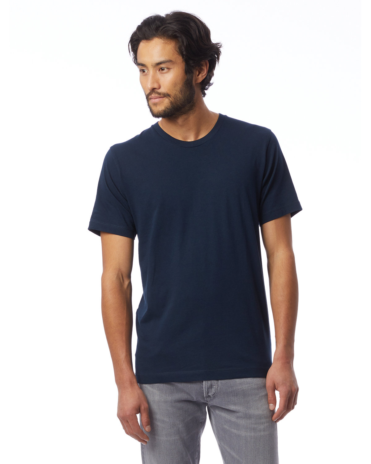 Alternative Unisex Go-To T-Shirt MIDNIGHT NAVY