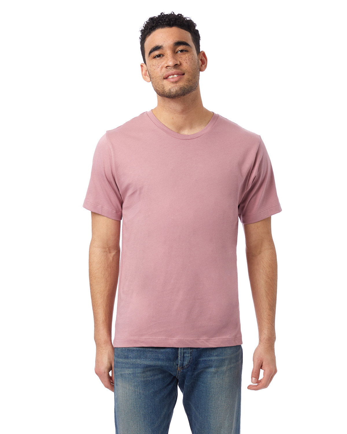 Alternative Unisex Go-To T-Shirt WHISKEY ROSE