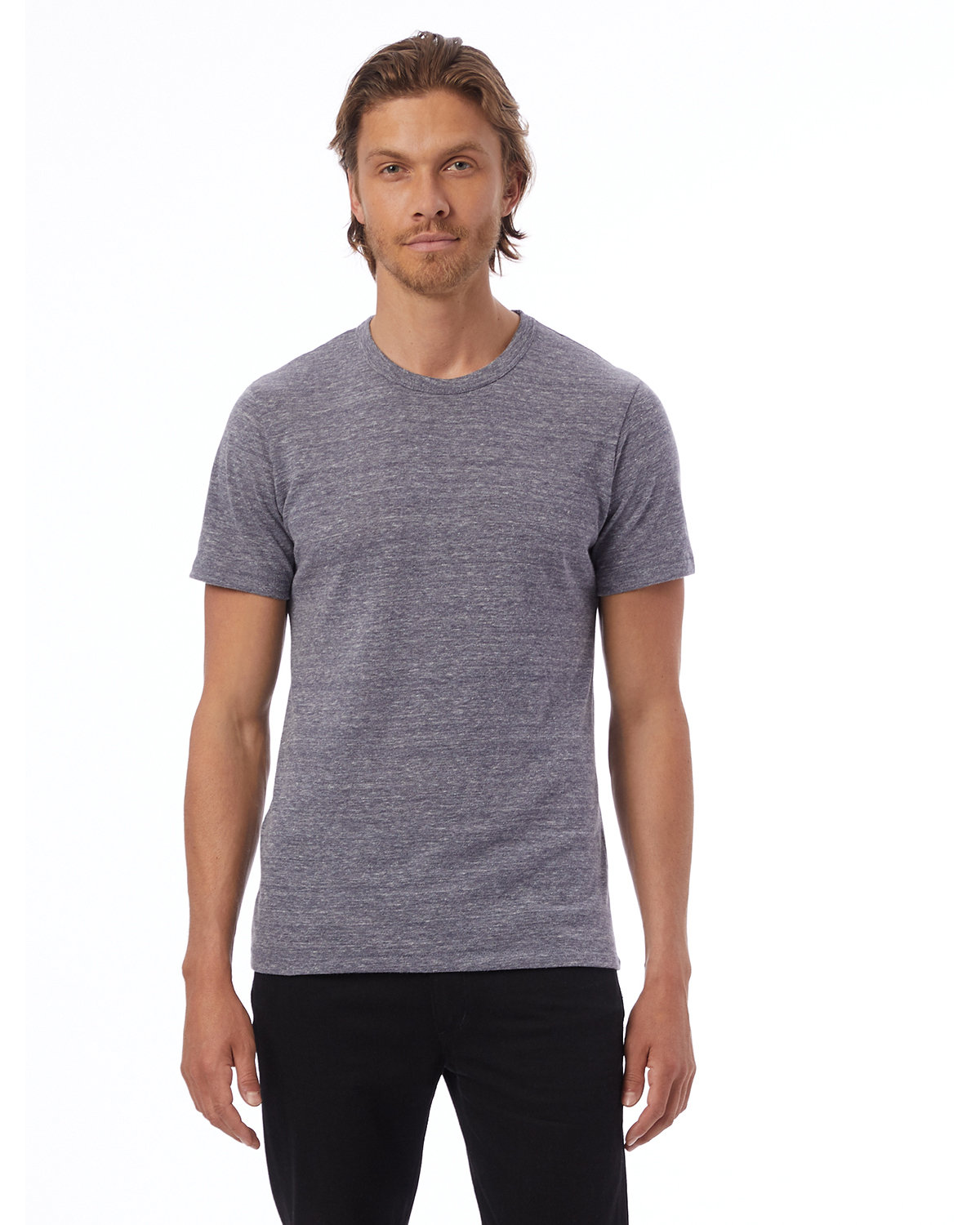 Alternative Unisex Eco-Jersey™ Crew ECO NAVY