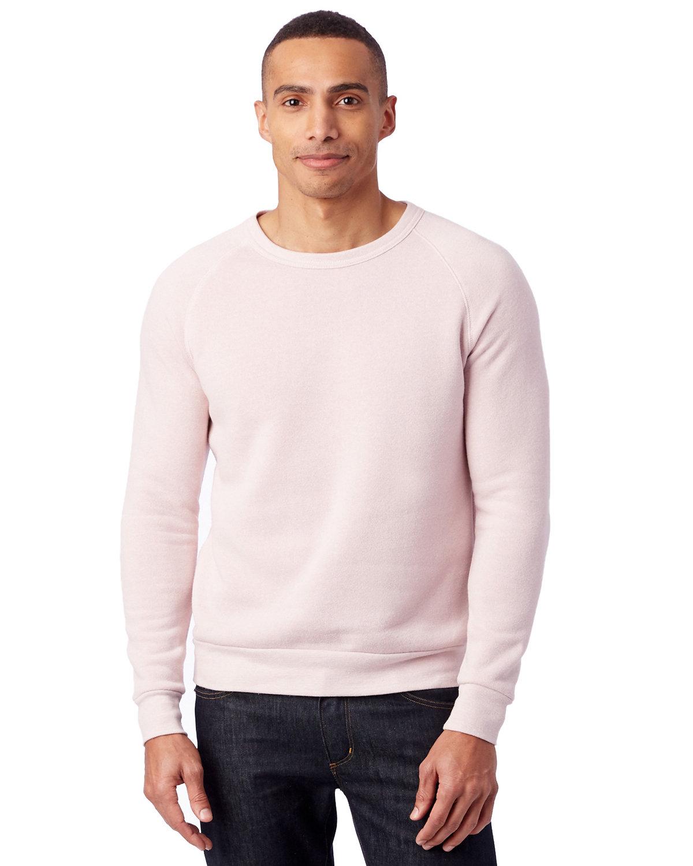 Alternative Unisex Champ Eco-Fleece Solid Sweatshirt ECO ROSE QUARTZ