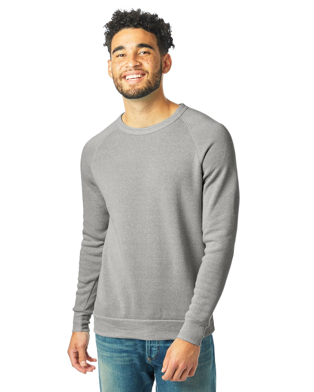 Alternative Unisex Champ Eco-Fleece Solid Sweatshirt ECO LIGHT GREY