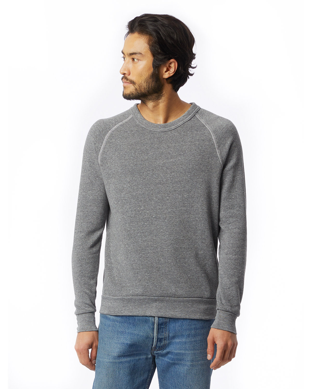 Alternative Unisex Champ Eco-Fleece Solid Sweatshirt ECO GREY