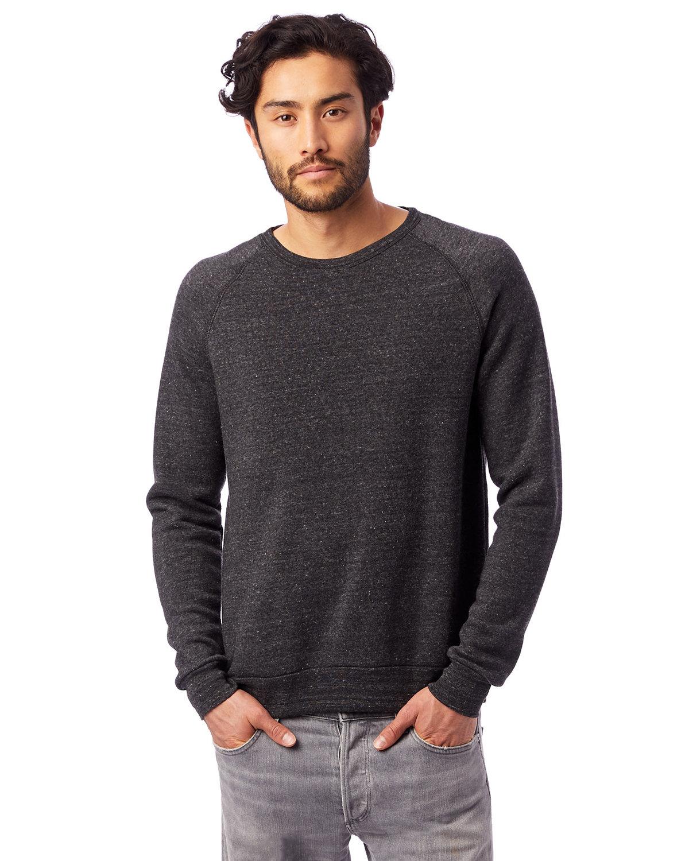 Alternative Unisex Champ Eco-Fleece Solid Sweatshirt ECO BLACK