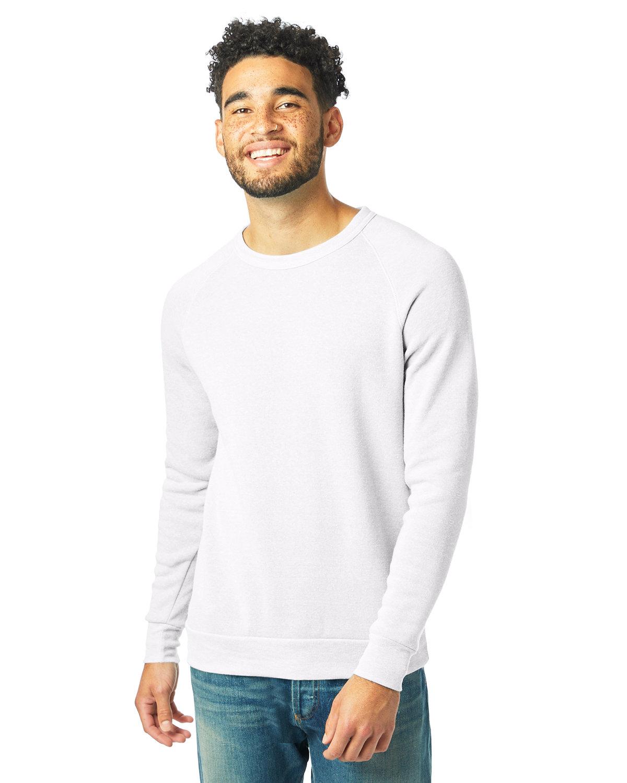 Alternative Unisex Champ Eco-Fleece Solid Sweatshirt ECO WHITE