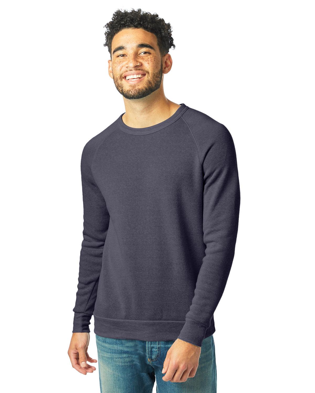 Alternative Unisex Champ Eco-Fleece Solid Sweatshirt ECO TRU NAVY