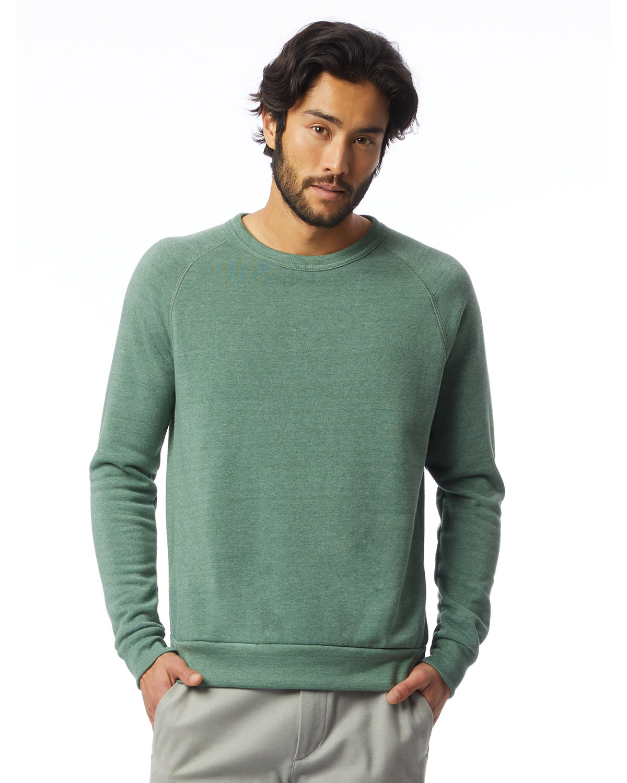 Alternative Unisex Champ Eco-Fleece Solid Sweatshirt ECO TR DUSTY PNE