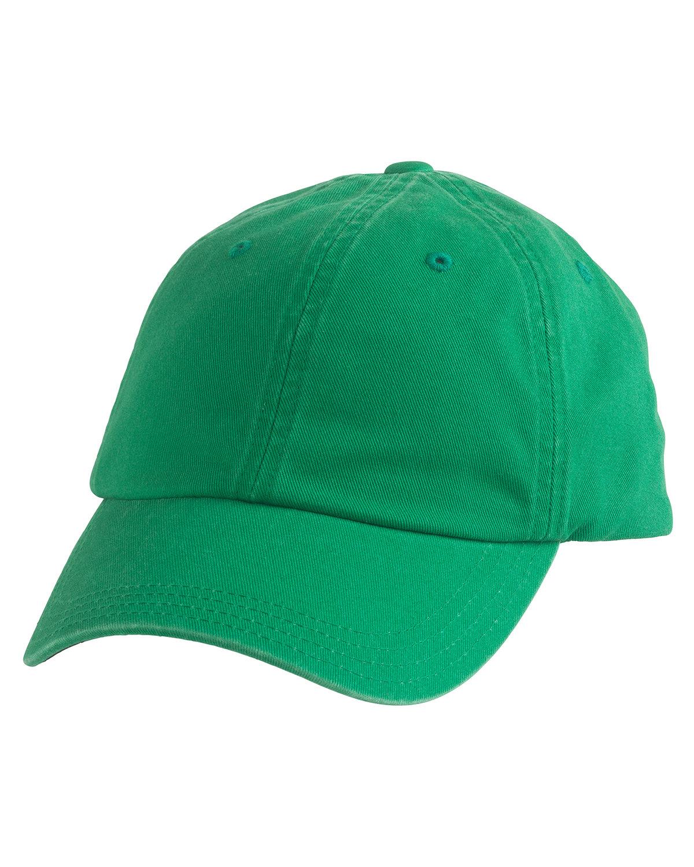 Alternative Basic Chino Twill Cap GREEN