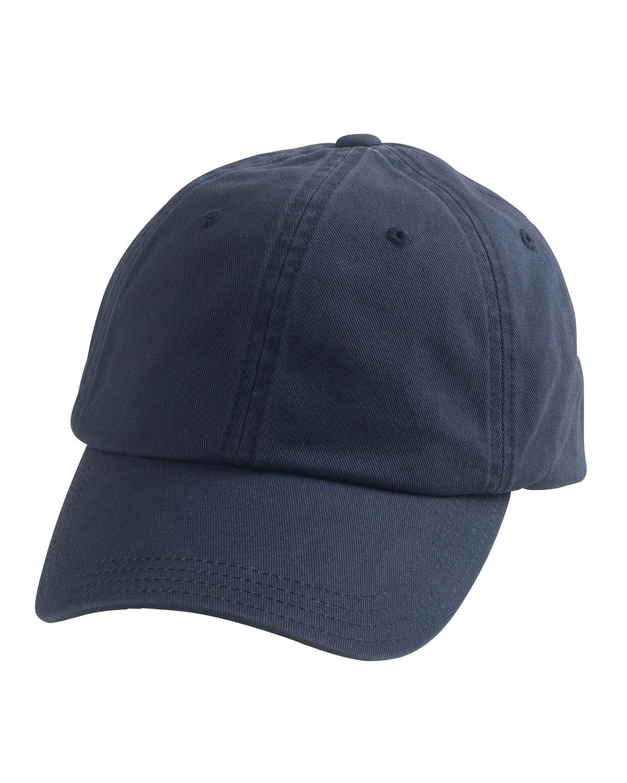 Alternative Basic Chino Twill Cap LIGHT NAVY