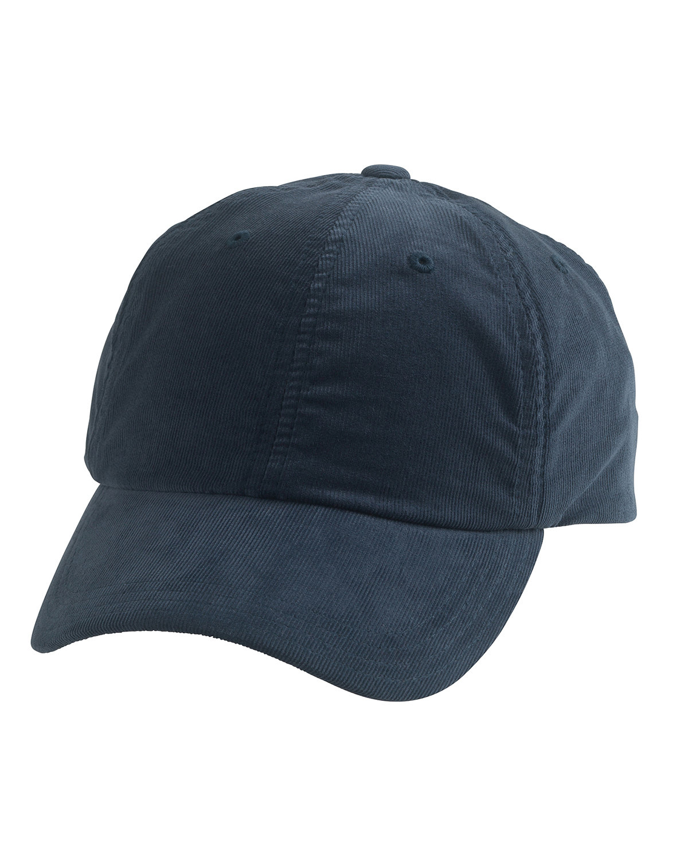 Alternative Basic Chino Twill Cap NAVY CORDUROY