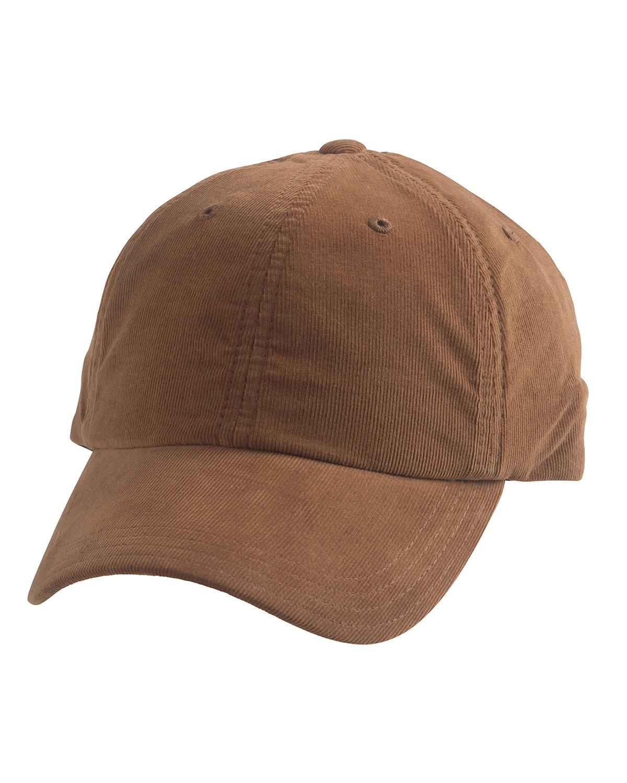 Alternative Basic Chino Twill Cap TOFE BRN CORDROY