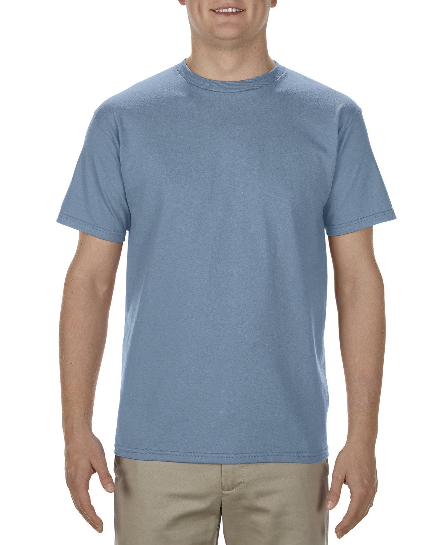 Alstyle Adult 5.5 oz., 100% Soft Spun Cotton T-Shirt SLATE