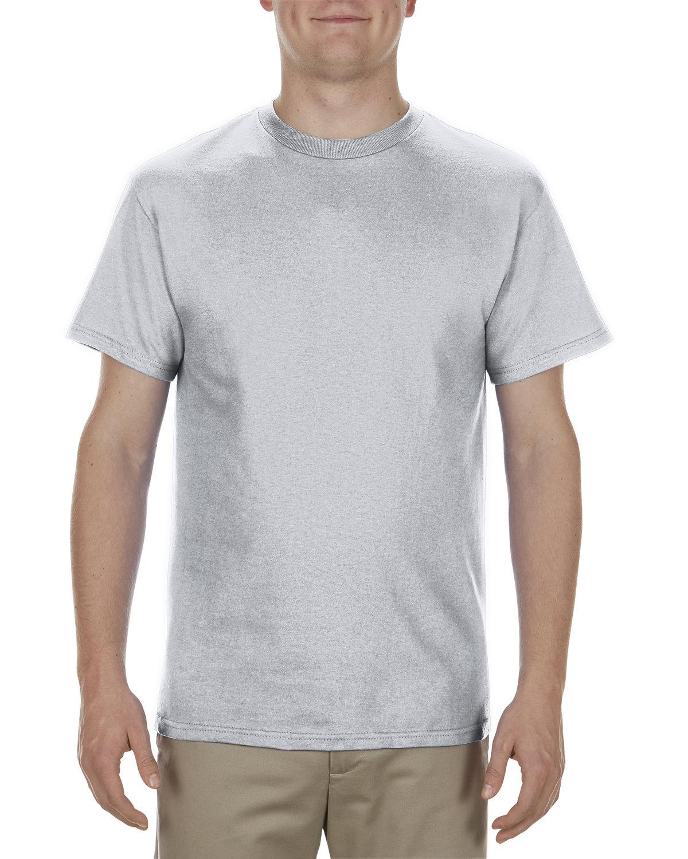 Alstyle Adult 5.1 oz., 100% Cotton T-Shirt SILVER
