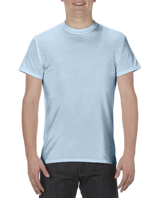 Alstyle Adult 5.1 oz., 100% Cotton T-Shirt POWDER BLUE