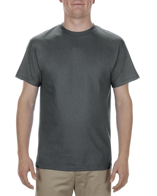 Alstyle Adult 5.1 oz., 100% Cotton T-Shirt CHARCOAL