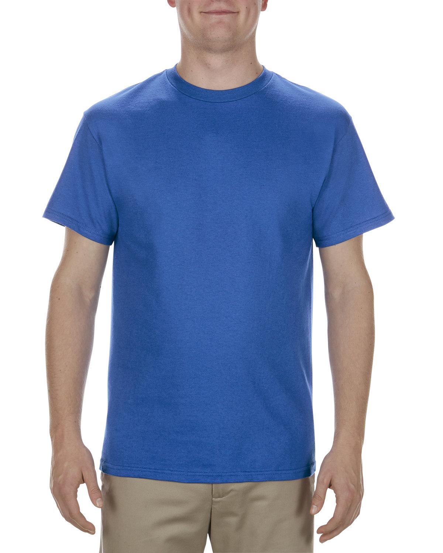 Alstyle Adult 5.1 oz., 100% Cotton T-Shirt ROYAL