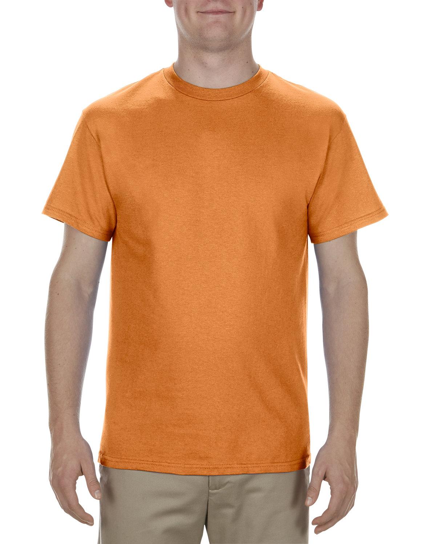 Alstyle Adult 5.1 oz., 100% Cotton T-Shirt ORANGE