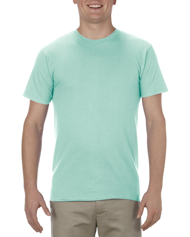 Alstyle Adult 4.3 oz., Ringspun Cotton T-Shirt CELADON