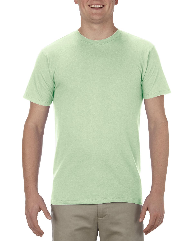 Alstyle Adult 4.3 oz., Ringspun Cotton T-Shirt MINT