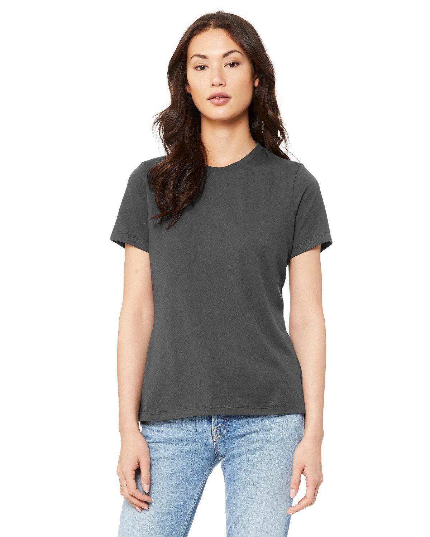 Bella + Canvas Ladies' Relaxed Jersey Short-Sleeve T-Shirt ASPHALT