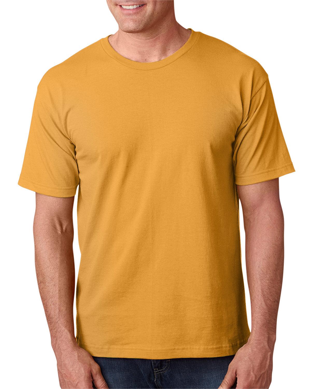 Bayside Adult 5.4 oz., 100% Cotton T-Shirt GOLD
