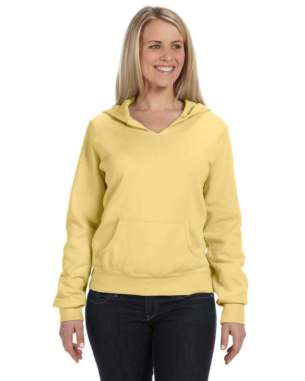 Comfort Colors Ladies' Hooded Sweatshirt BUTTER