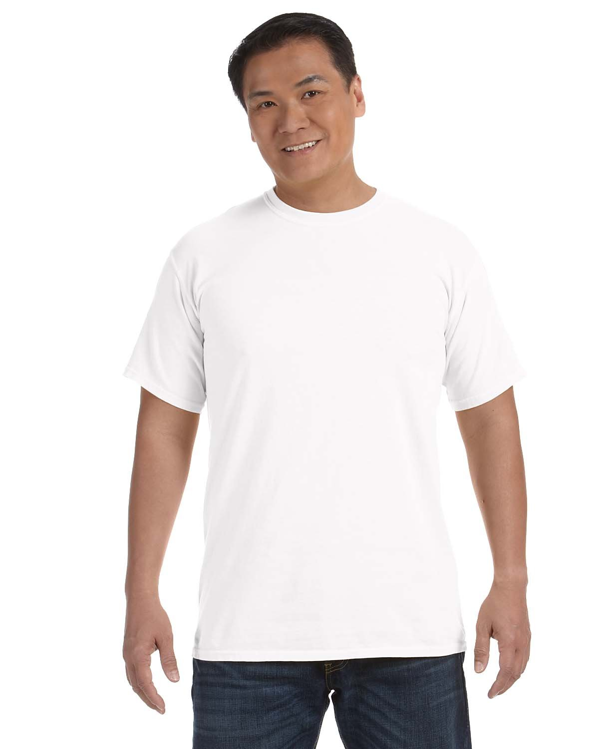 Comfort Colors Adult Heavyweight RS T-Shirt WHITE