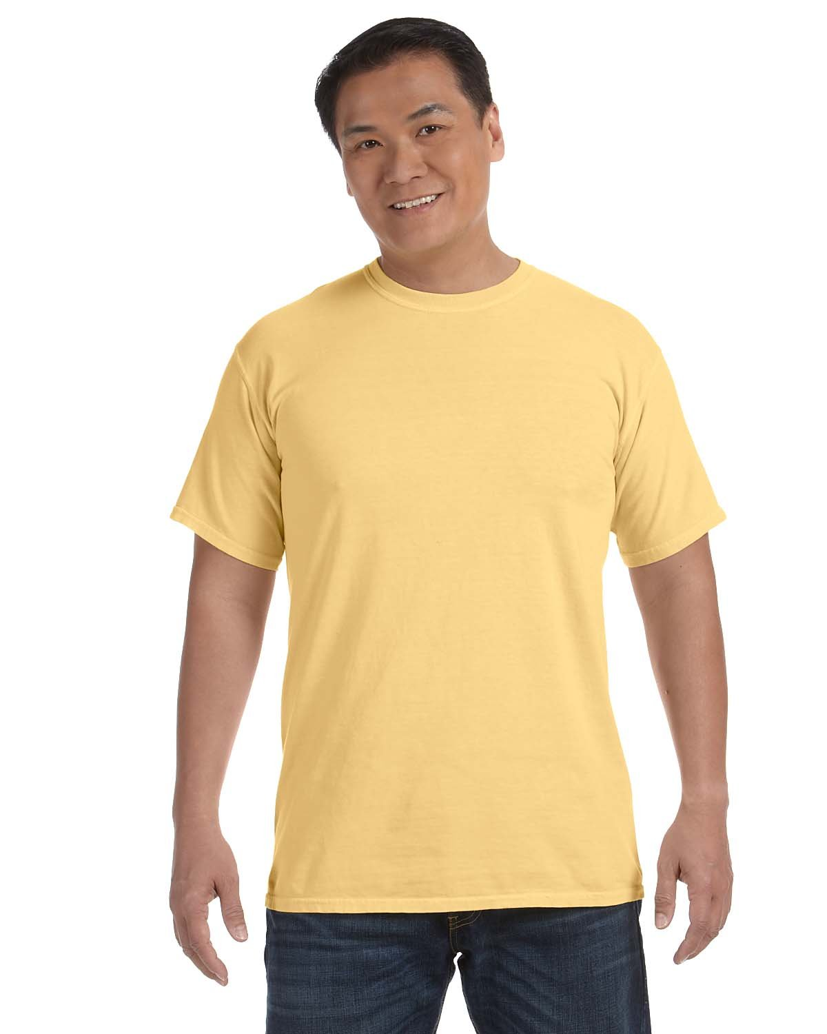 Comfort Colors Adult Heavyweight RS T-Shirt BUTTER