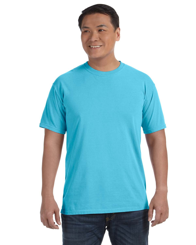 Comfort Colors Adult Heavyweight RS T-Shirt LAGOON BLUE