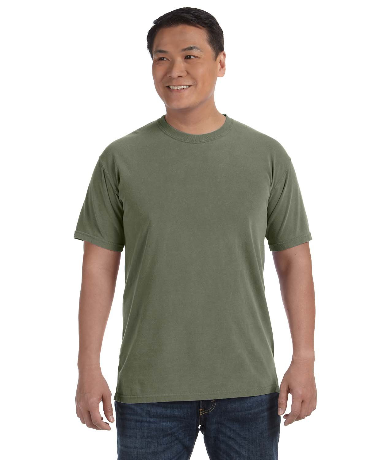 Comfort Colors Adult Heavyweight RS T-Shirt SAGE