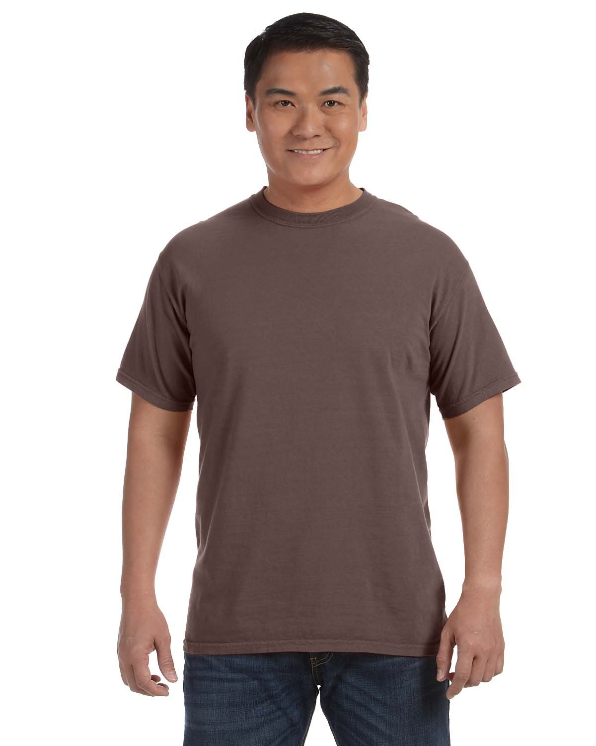 Comfort Colors Adult Heavyweight RS T-Shirt CHOCOLATE