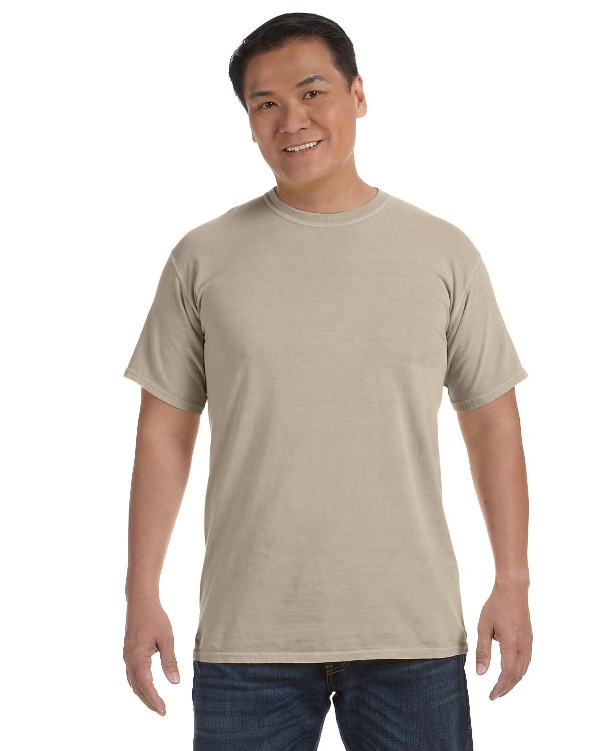 Comfort Colors Adult Heavyweight RS T-Shirt SANDSTONE