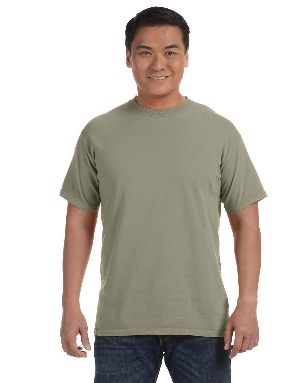 Comfort Colors Adult Heavyweight RS T-Shirt KHAKI