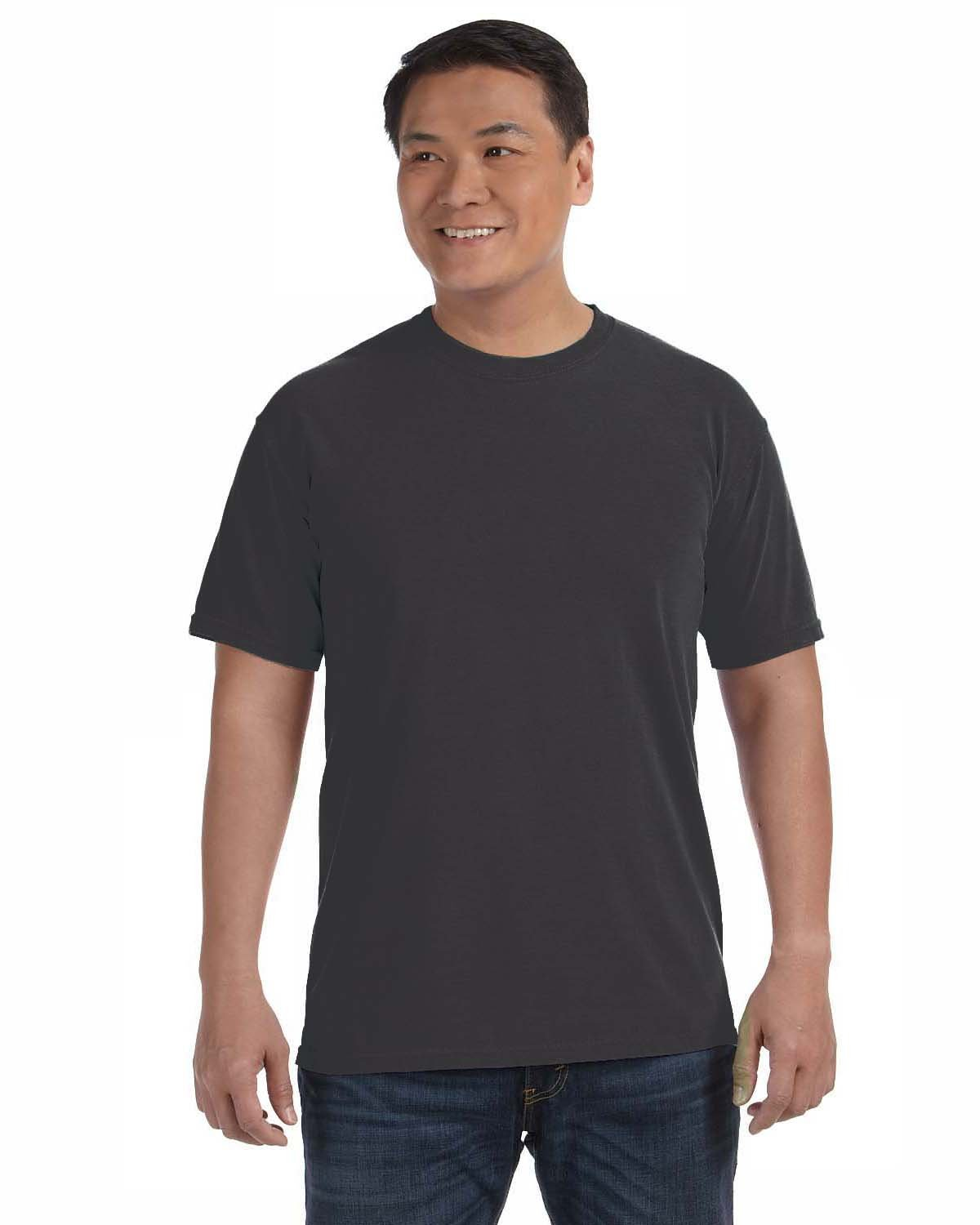 Comfort Colors Adult Heavyweight RS T-Shirt GRAPHITE