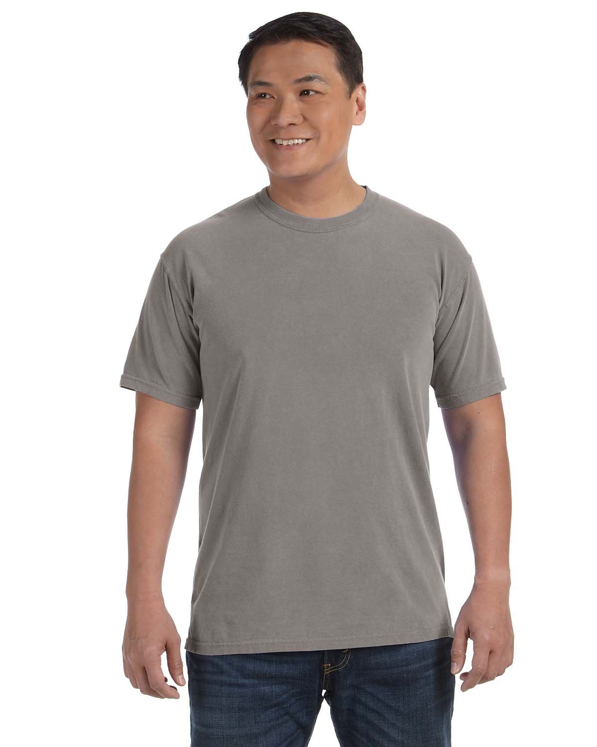 Comfort Colors Adult Heavyweight RS T-Shirt GREY