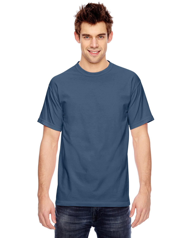 Comfort Colors Adult Heavyweight RS T-Shirt TRUE NAVY