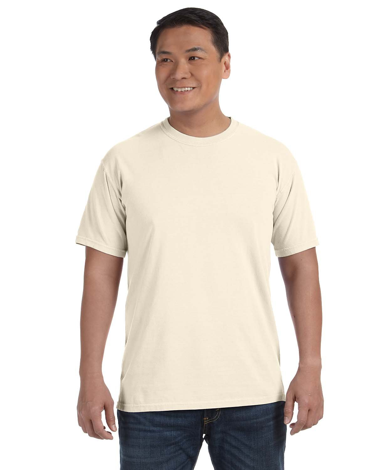 Comfort Colors Adult Heavyweight RS T-Shirt IVORY