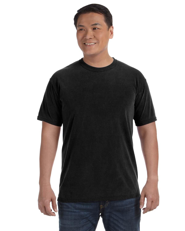 Comfort Colors Adult Heavyweight RS T-Shirt BLACK
