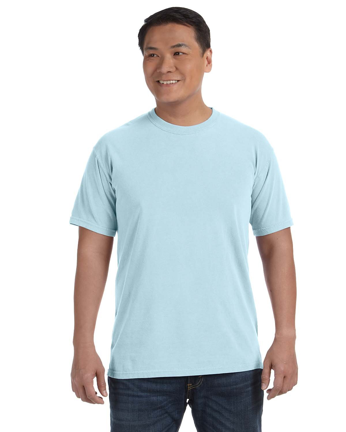 Comfort Colors Adult Heavyweight RS T-Shirt CHAMBRAY