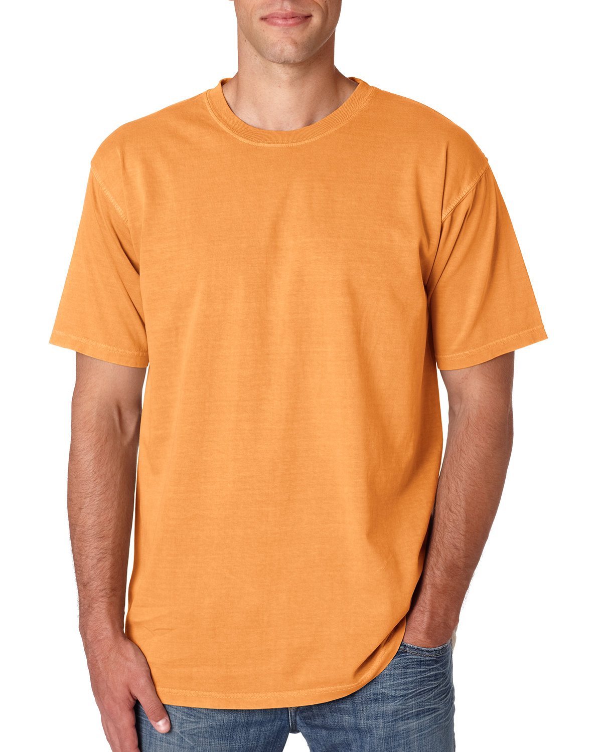 Comfort Colors Adult Heavyweight RS T-Shirt TANGERINE