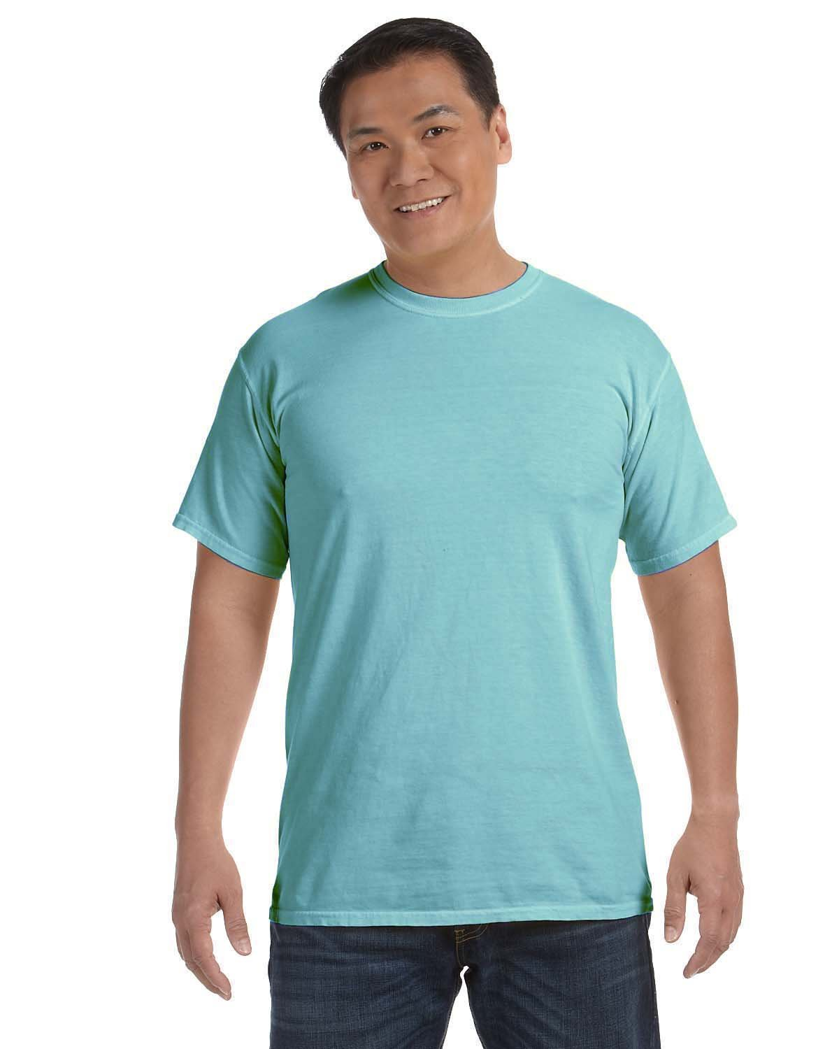 Comfort Colors Adult Heavyweight RS T-Shirt CHALKY MINT