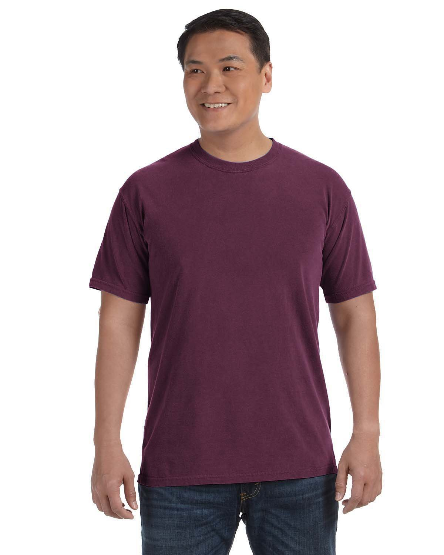Comfort Colors Adult Heavyweight RS T-Shirt BURGUNDY