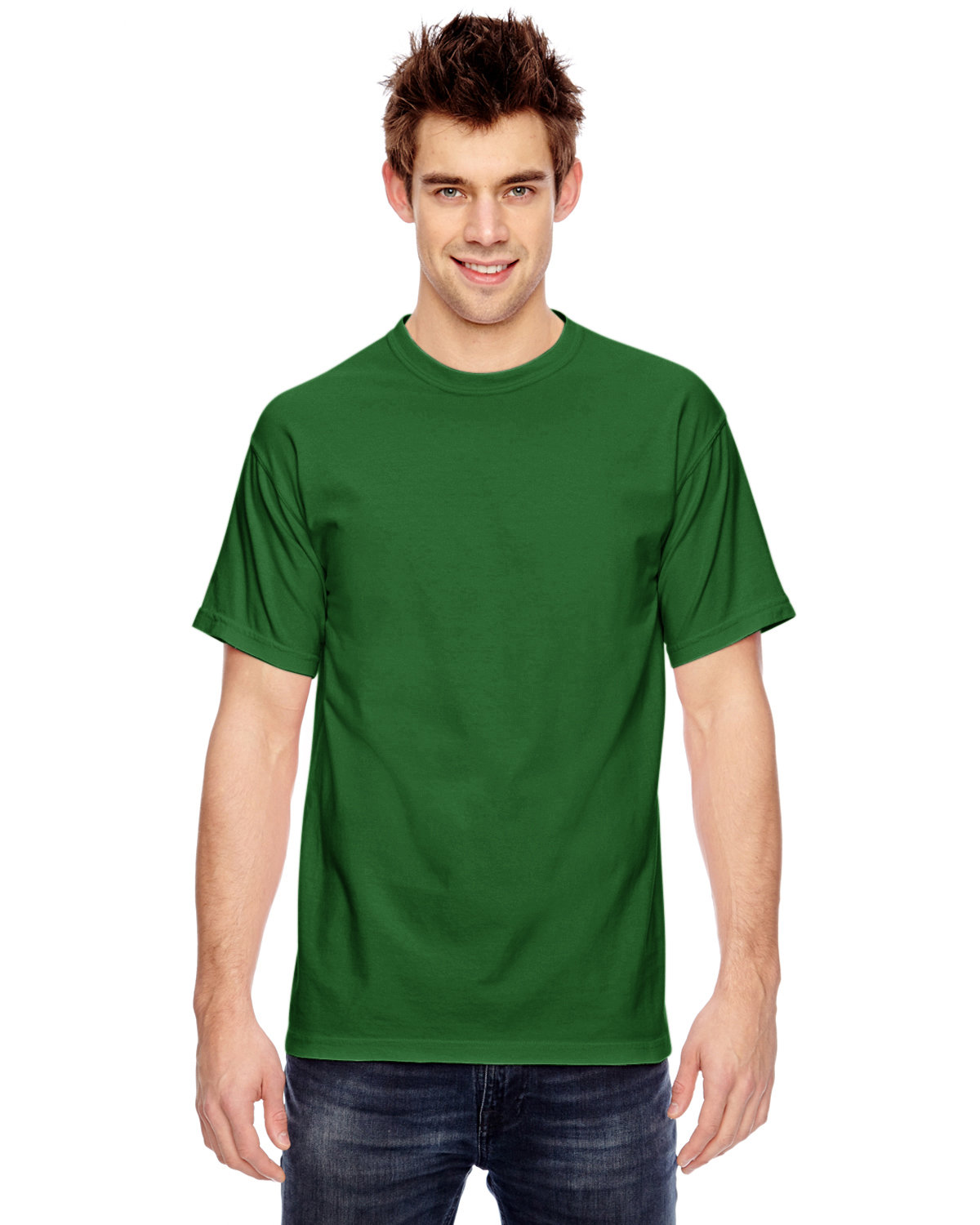 Comfort Colors Adult Heavyweight RS T-Shirt CLOVER