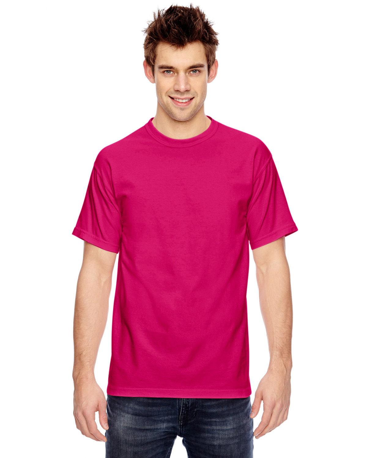 Comfort Colors Adult Heavyweight RS T-Shirt HELICONIA