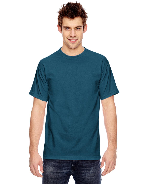 Comfort Colors Adult Heavyweight RS T-Shirt TOPAZ BLUE