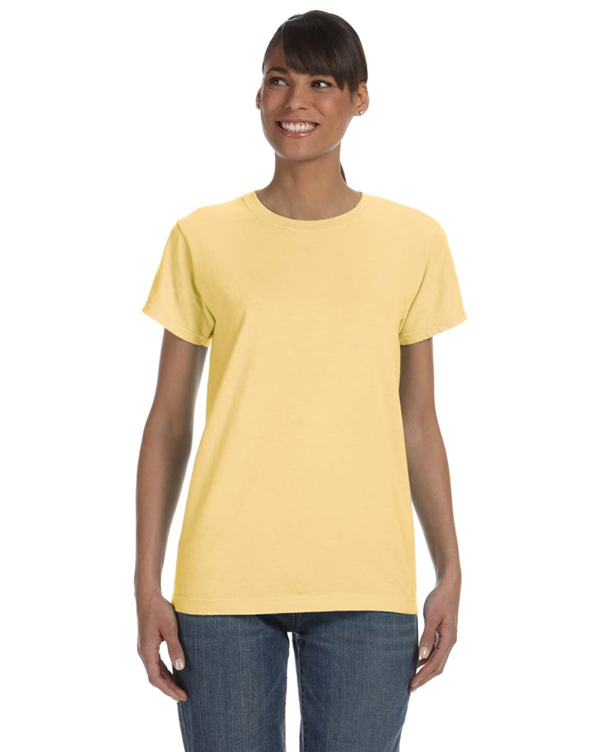 Comfort Colors Ladies' Midweight RS T-Shirt BUTTER