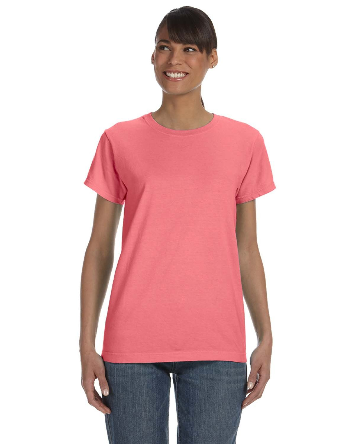 Comfort Colors Ladies' Midweight RS T-Shirt WATERMELON
