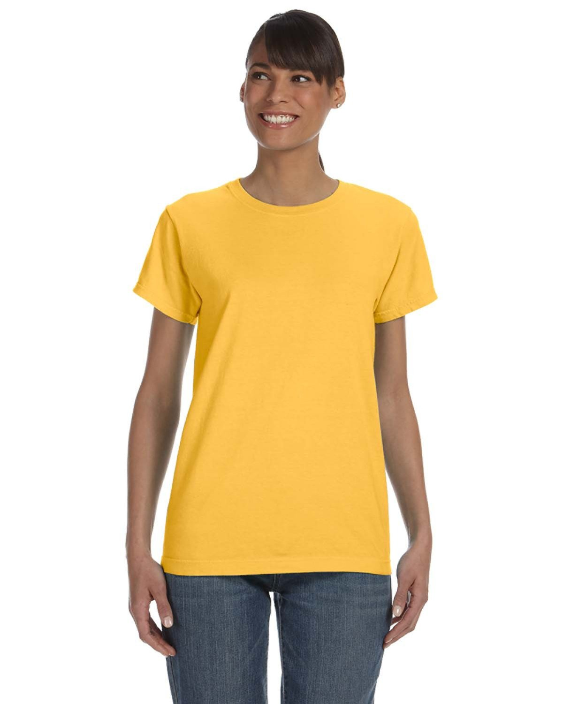 Comfort Colors Ladies' Midweight RS T-Shirt CITRUS
