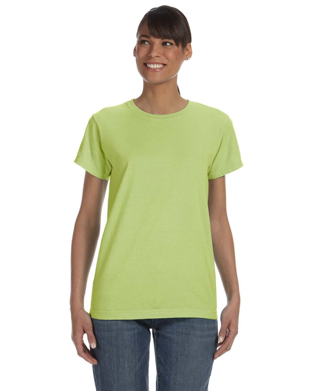 Comfort Colors Ladies' Midweight RS T-Shirt CELEDON